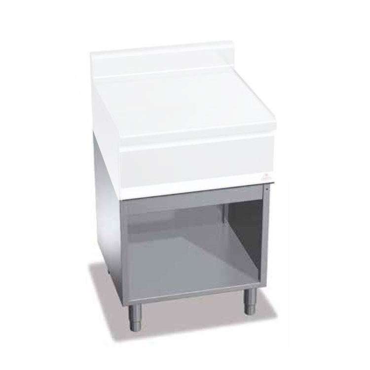 SOPORTE INOX. 600X600 COCINAS MODULARES