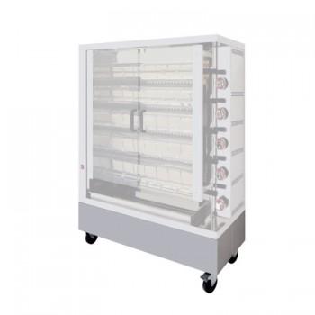 TuHostelería | Armario de Refrigeración de 2 puertas inox 1400 litros para postres
