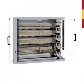TuHostelería | Armario de Congelación de 2 puertas 1400 litros inox mixto