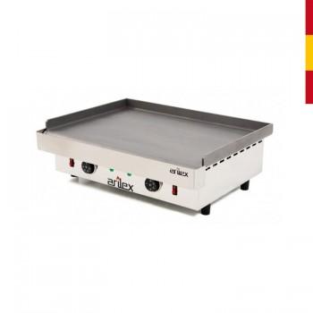 Cocina electrica sobremostrador acero inoxidable 400