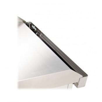 Plancha industrial electrica placa acanalada modelo 400