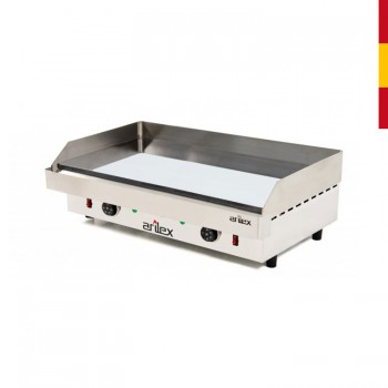 Mesa acero inoxidable cocina a gas