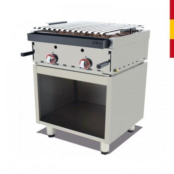 TuHosteleria | Horno de convección industrial a Gas 4x GN1/1 -4x 600x400 Analógico para hosteleria y panaderia