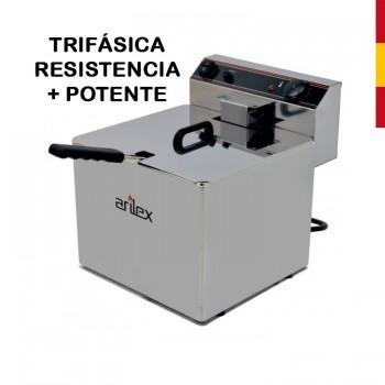 FREIDORA ELÉCTRICA 12L SIN GRIFO TRIFÁSICA