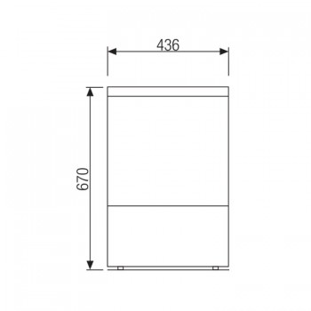 TuHosteleria | Lavavajillas Industrial modelo 40 para hosteleria