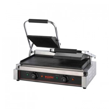 GRILL CONTACTO DOBLE 57CM LARGO
