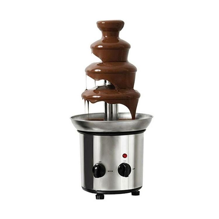 FUENTE DE CHOCOLATE DE 4 PISOS
